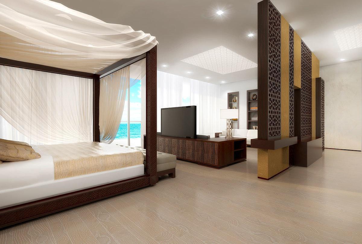Camere da letto rtmstudio 3d for Camera letto 3d